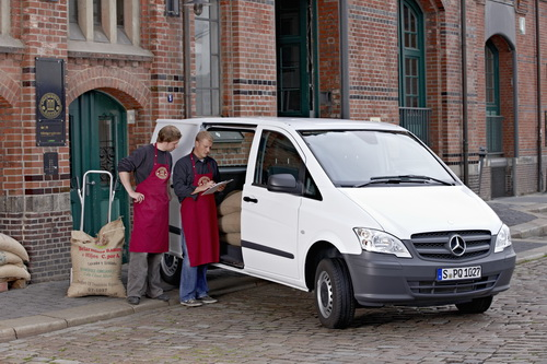 Mercedes-Benz Vito за 990 000 рублей