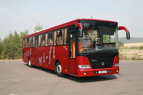 Автобус ГОЛАЗ-5251 «Вояж» «Группы ГАЗ» победил в конкурсе «Лучший коммерческий автомобиль года»