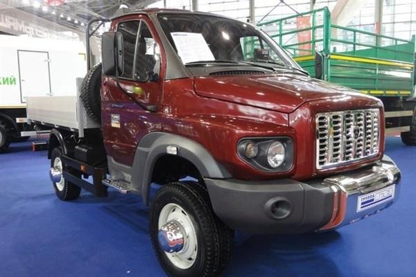 Новая модель ГАЗ - Ермака