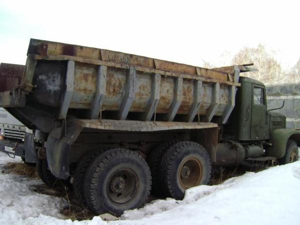 Одно утро из жизни водителя грузовика