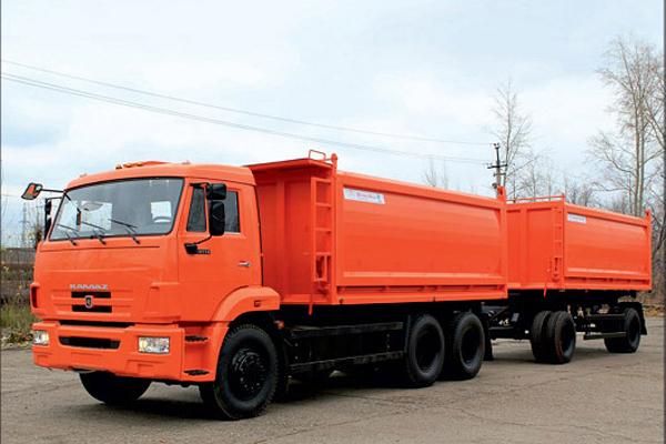 «Автоприцеп-КАМАЗ» на MOBI-2011