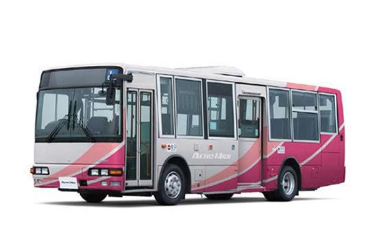 Новый автобус среднего класса Aero Midi от Mitsubishi Fuso