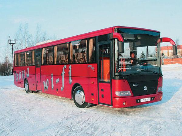 Вояж - рестайлинг ПАЗ-3204