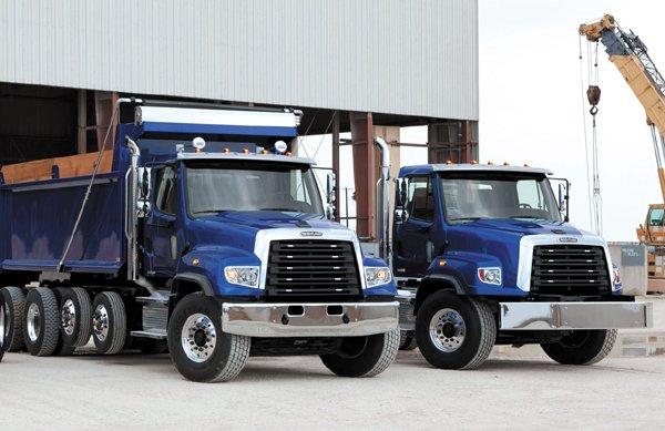 Американская компания Freightliner расширила ассортимент выпускаемых грузовиков