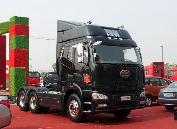 FAW J6P - символ 55-летия  компании