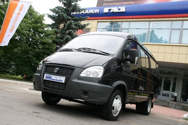 ГАЗ отпраздновал свое 80-летие