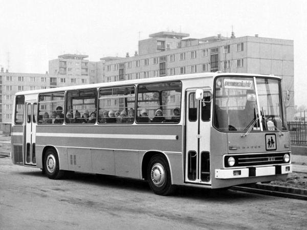 Ikarus 255 Omnibus f252;r Kinder (1972)