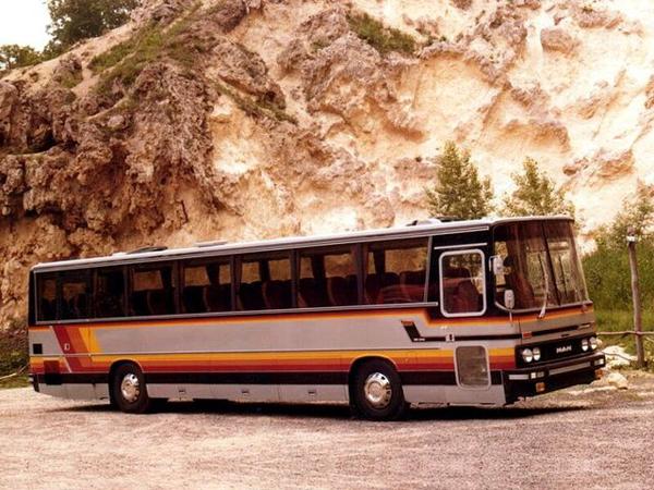 Ikarus-MAN 662 (1976–1977)