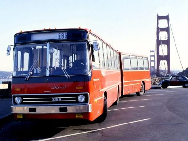 Ikarus 286 Crown (1978-1984)