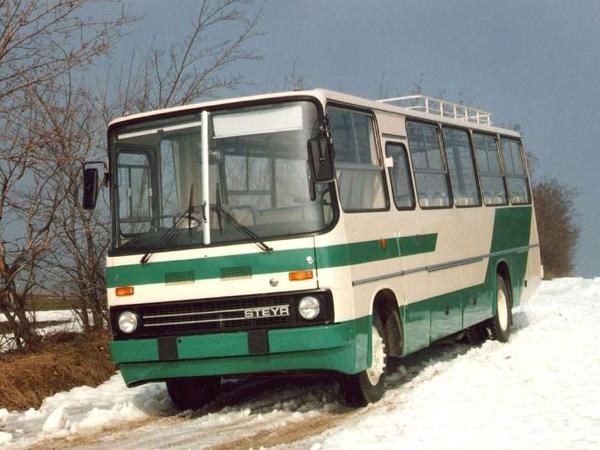 Ikarus-Steyr 259 (1991)