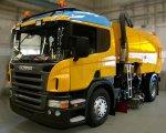 Scania примет участие в выставке «ВейстТек-2011»