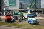 КрАЗ С18.1: удачный дебют на главном строительном форуме России!
