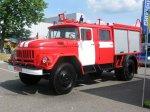Новый пожарный автомобиль для села