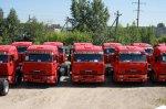 Камазовские тягачи для агропромышленного холдинга