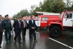 Группа ГАЗ поставила лесопожарные автомобили в Нижегородскую область