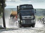 Volvo Trucks отмечает юбилей с флагманским грузовым автомобилем Volvo FH16  ...