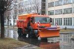Новый «Дорожник» КрАЗ с кабиной «Renault»