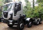 Новое поколение тяжелых грузовиков Astra