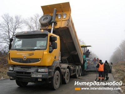 РЕНО КЕРАКС на дорогах Украины