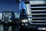 Продажи Scania бьют рекорды
