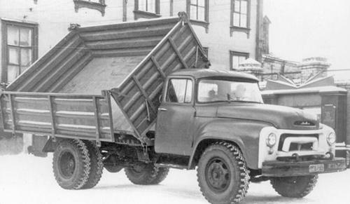 Зил-130. Советская легенда, или 40 лет верной службы