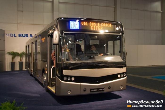 VDL Citea: новое поколение автобусов!