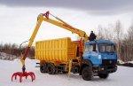 На базе дорожного грузовика «Группы ГАЗ» создан первый металловоз