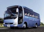 Fusо начала продажи большого туристического автобуса