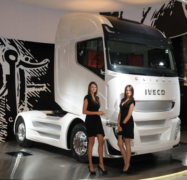 Iveco - новый стралис уже вот-вот представят публике