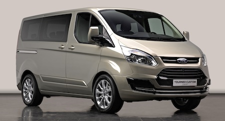 На смену Транзиту придет Ford Tourneo