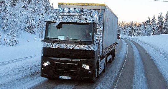Новый Renault Magnum?