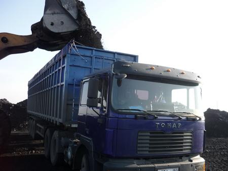 Автопоезда-углевозы ТОНАР отправлены на испытания в Монголию
