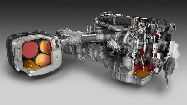 Двигатели Евро-6 уже в продаже