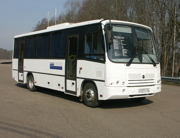 «Группа ГАЗ» поставит 500 автобусов в Санкт-Петербург