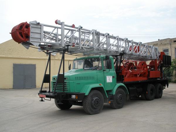 В Азербайджан отправятся четырехосные автомобили КрАЗ-7133Н4 для предприятий нефтегазового комплекса
