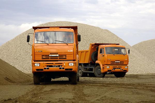 КАМАЗ увеличивает свою долю на рынке грузовиков полной массой 14-40 тонн