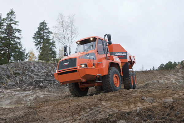 Компании Scania и Doosan Infracore расширяют экономическое сотрудничество