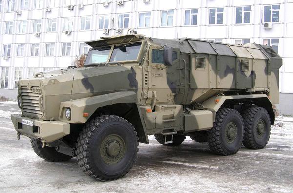 «Группа ГАЗ» представляет армейскую платформу нового поколения «Урал» на Международном салоне средств обеспечения безопасности