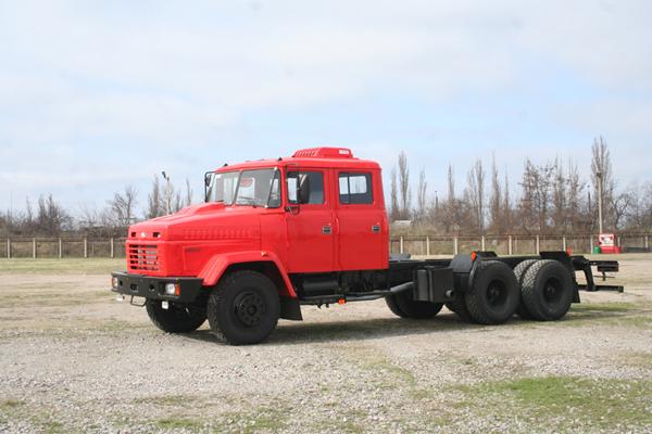 «АвтоКрАЗ» поставил Полтавскому ГОКу партию специальных автомобилей
