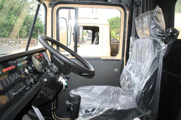 «АвтоКрАЗ» отгрузил в Южную Африку специальные автомобили с двигателем Deutz