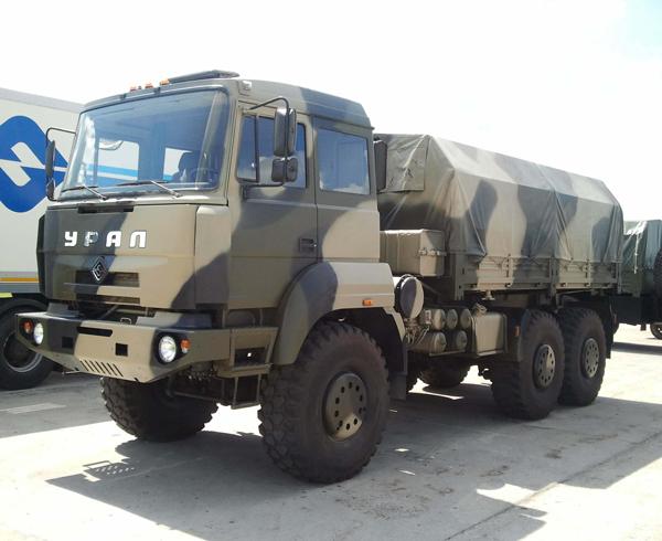 Новый «Урал» многоцелевого назначения