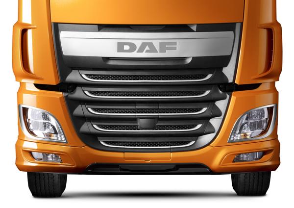 DAF представил нового флагмана XF Евро 6 на выставке в Ганновере