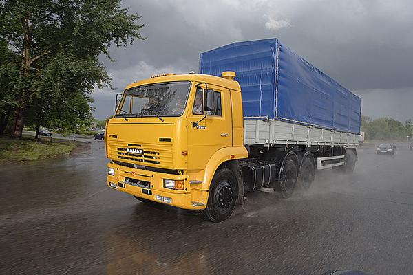КАМАЗ-65116 и КАМАЗ-65117 – хиты продаж сентября