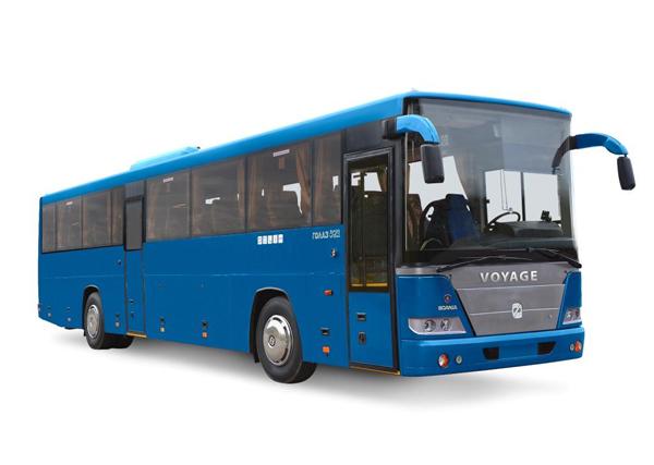 Автобусные новинки от Группы ГАЗ на выставке «Экспосититранс-2012»