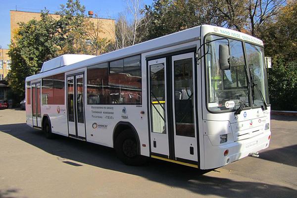 Электробус НЕФАЗ прошёл сертификацию!