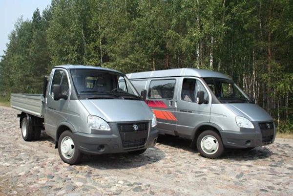 «ГАЗель БИЗНЕС» с газово-бензиновыми двигателями экологического класса «Евро-4»