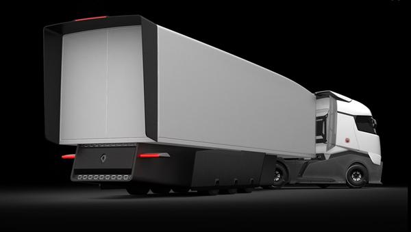 В интернет попало видео с новым концепткаром Renault