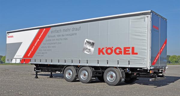 Новый затвор Kogel награжден Trailer Innovation 2013