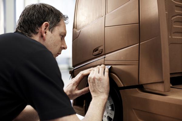 Как создавался новый облик Volvo Trucks
