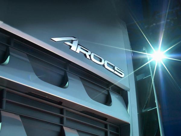Полноприводный строитель Mercedes-Benz Arocs